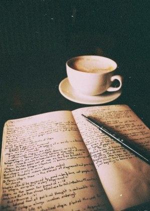 coffee-and-writing