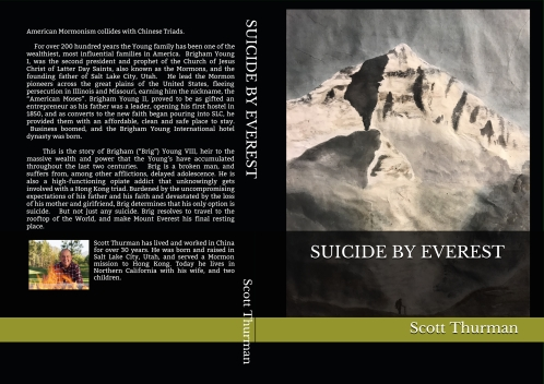 Suicide By Everest Book Cover